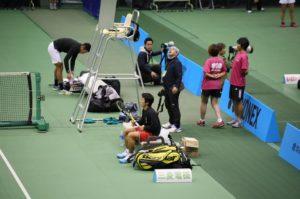 第33回日本テニスリーグ 準決勝