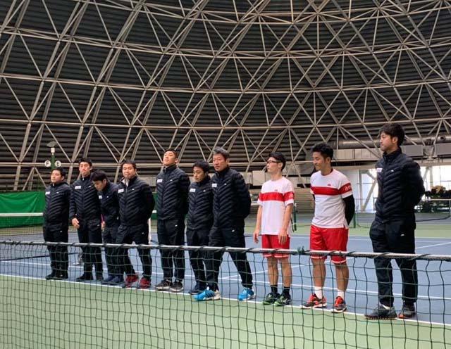 第34回テニス日本リーグ