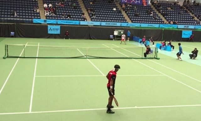 テニス日本リーグ決勝トーナメント