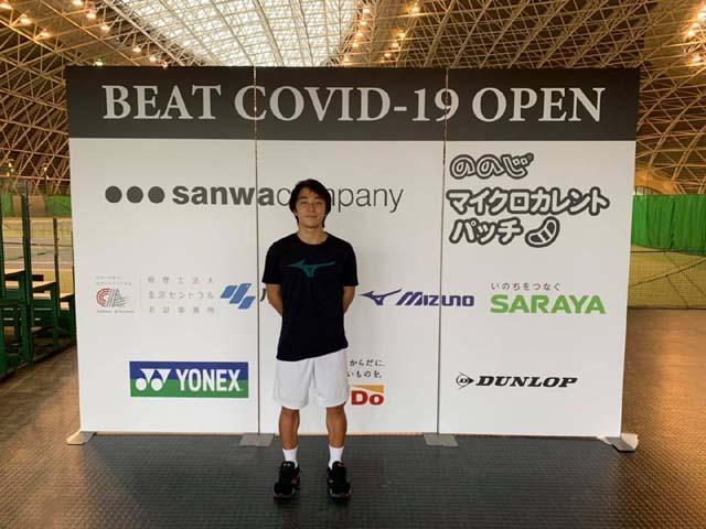 BEAT COVID-19 OPEN を終えて